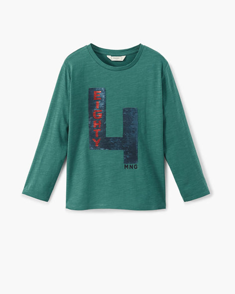 Boys Solid Sweatshirt