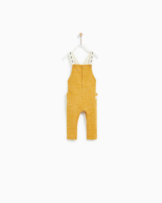 Girls Self Design Basic Jumpsuit