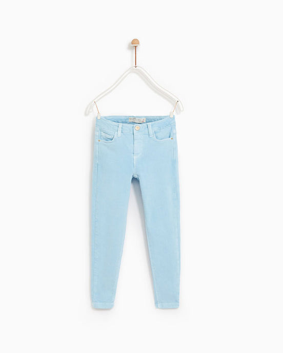 Girls Slim Fit Jeans