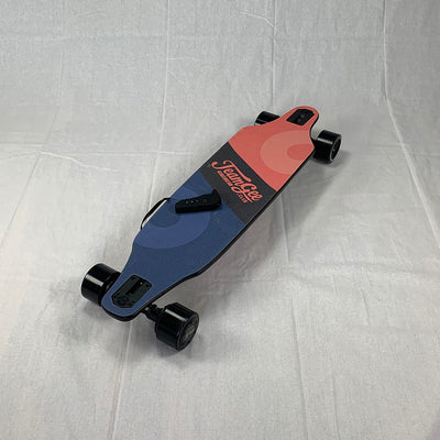 Teamgee H9 Blade, e-skate - thin as a blade