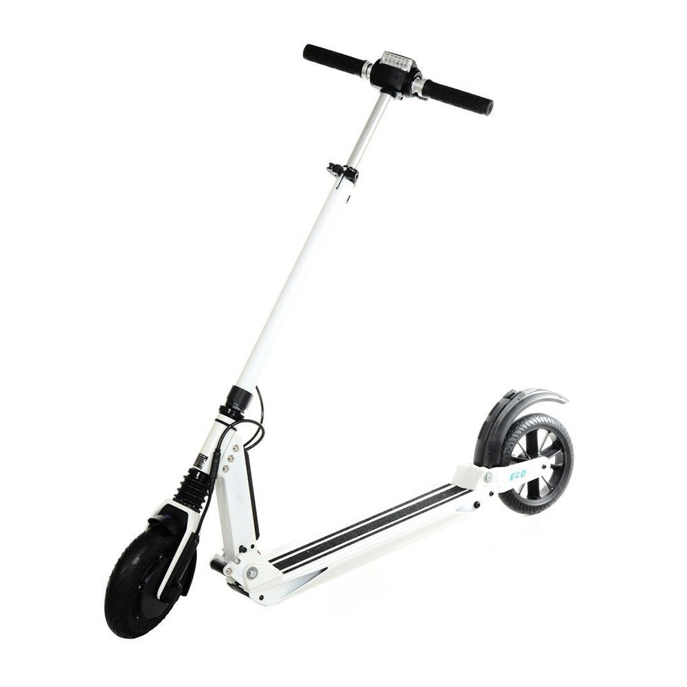 Hammer - White-Electric Scooter / Kickbike-escooter-elsparkcykel-jackstraithill.com
