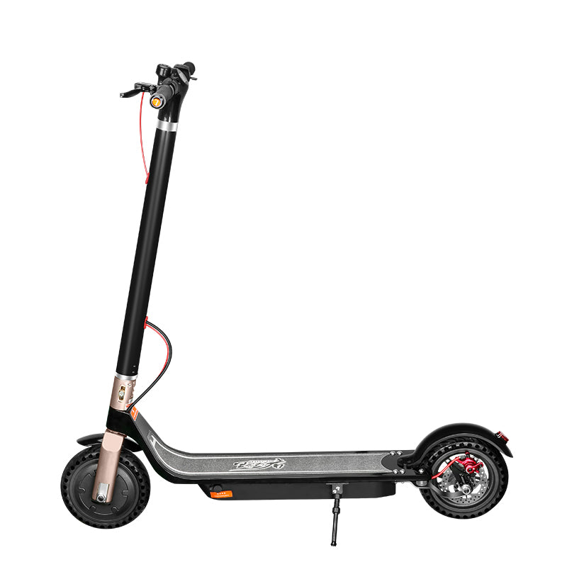 Yex Cruiser - Black-Electric Scooter / Kickbike-escooter-elsparkcykel-jackstraithill.com