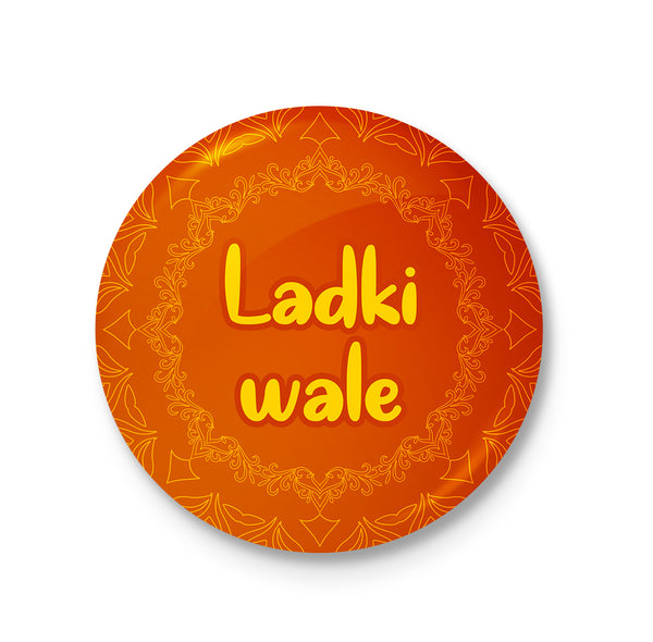 Ladke Wale - Orange Badge