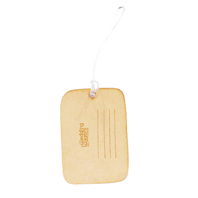 Team Bride Luggage Tag