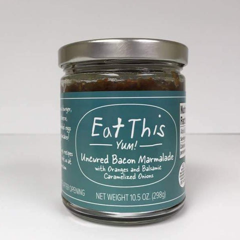 Eat This Yum Bacon Marmalade