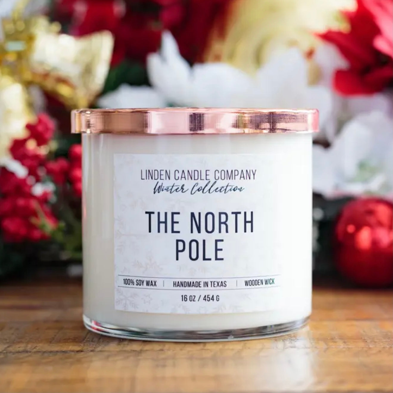 Linden Candle Co. Winter Scents