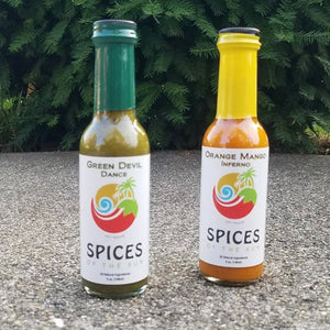 Spices of the Sun Hot Sauce