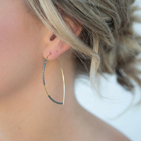 Lenny & Eva Norah Beaded Earrings available in additional colors