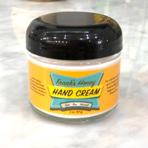 Franks Honey Hand Cream