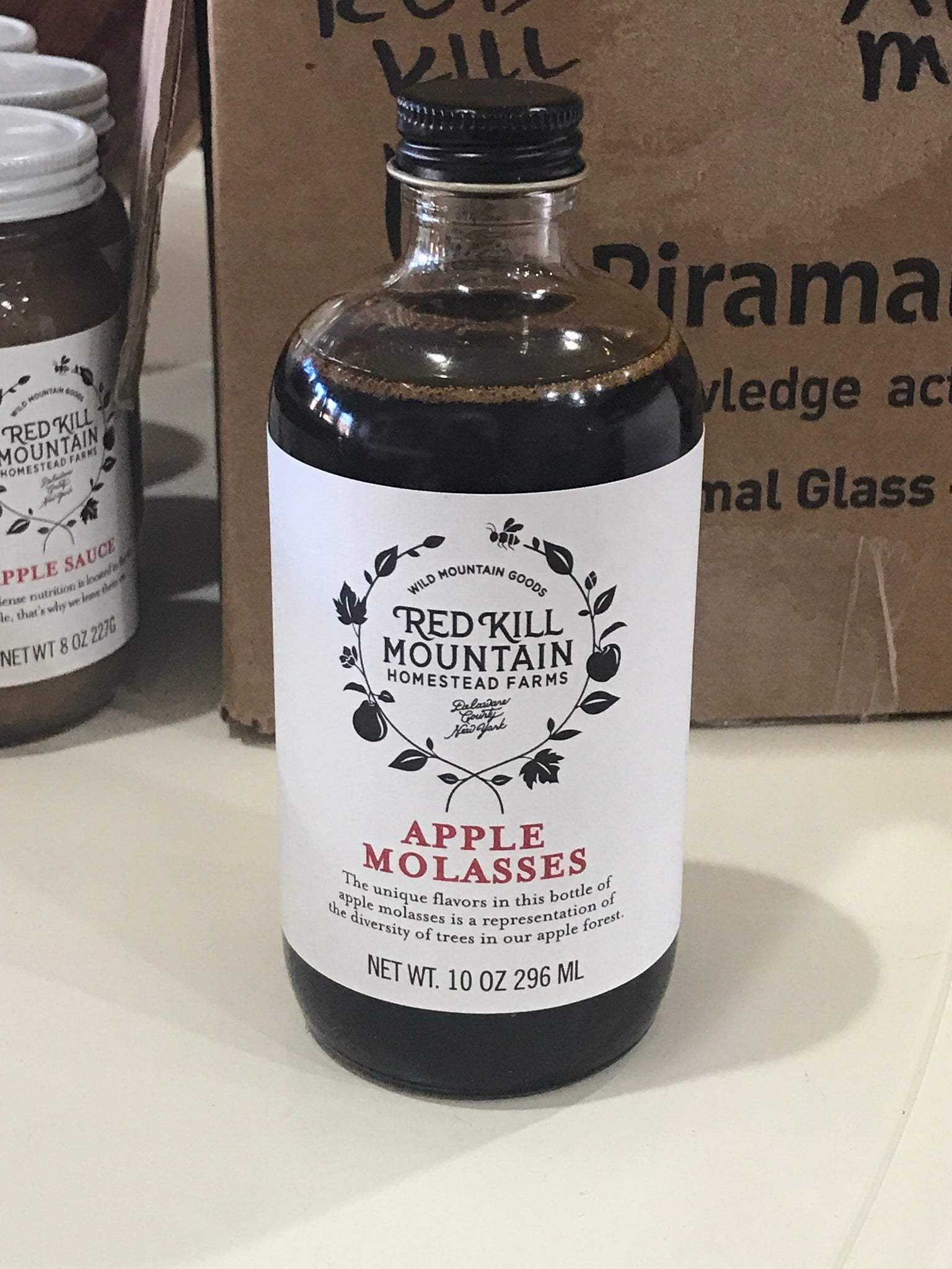 Red Kill Mountain Apple Molasses