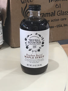 Red Kill Mountain Bourbon Barrel Maple Syrup