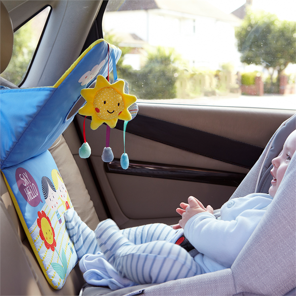 'Say Hello' Car Activity Centre - Out of stock until further notice