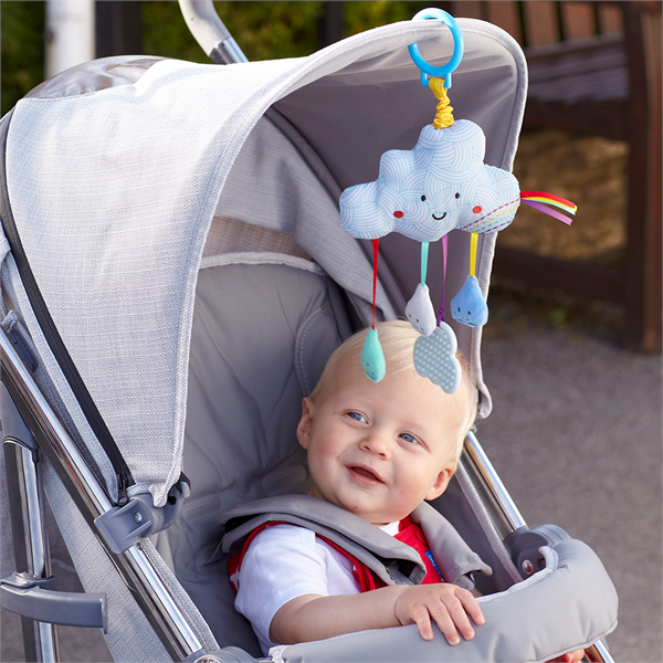'Say Hello' Cloud Stroller Toy