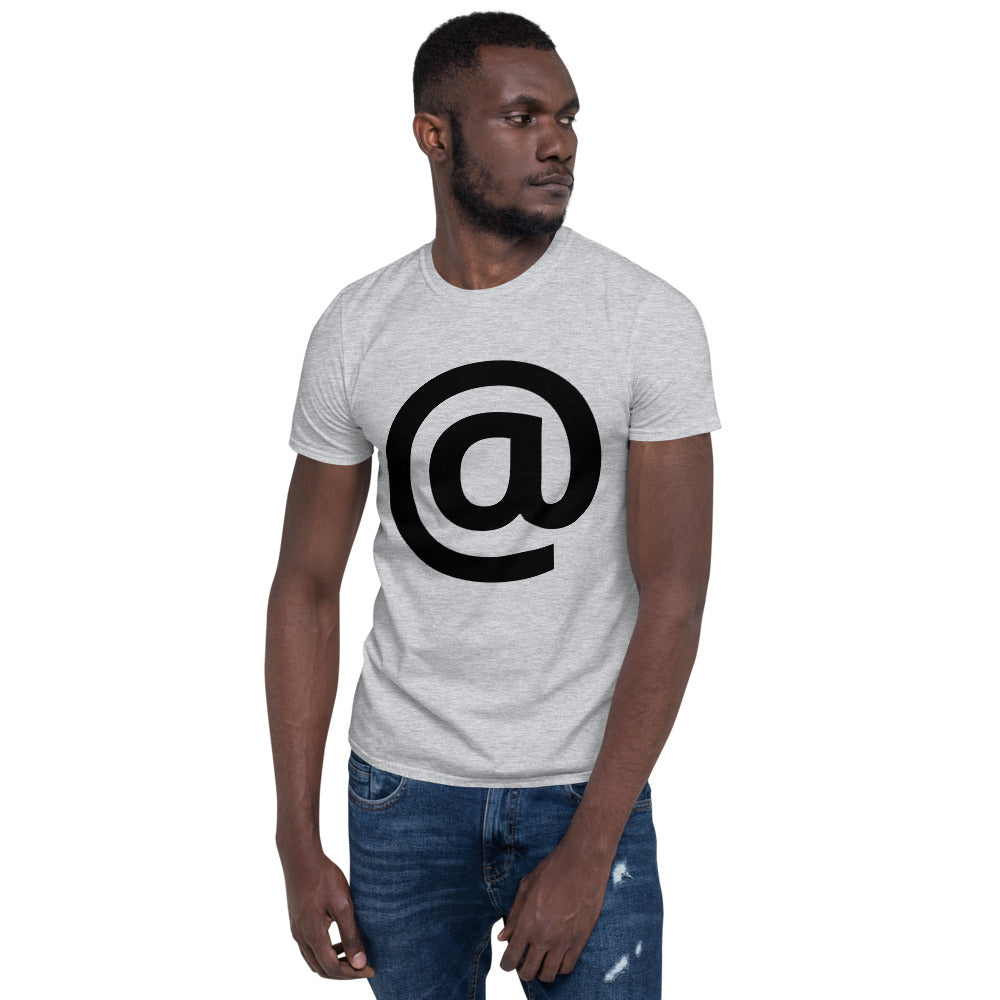 @ Short-Sleeve Unisex T-Shirt