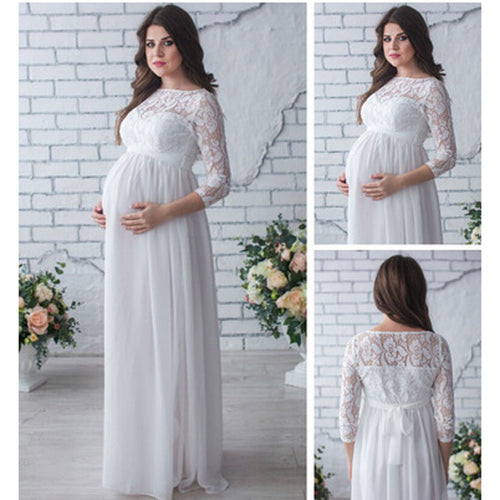 Maternity Dress Lace