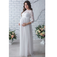 Load image into Gallery viewer, Maternity Dress Lace