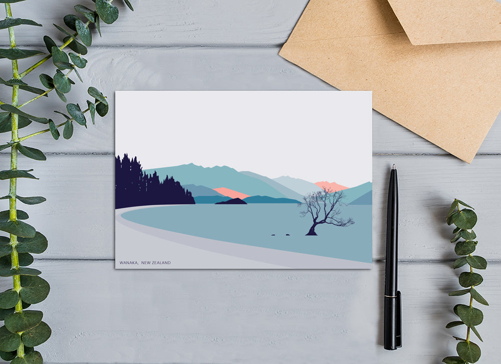 Set of 25 cards (any combination from the New Zealand Greeting Cards section of my store) SPECIAL PRICE + FREE Shipping