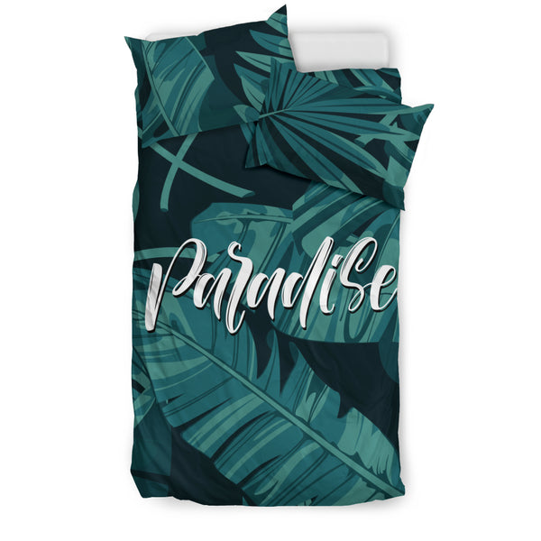 Floral Paradise Bedding Set