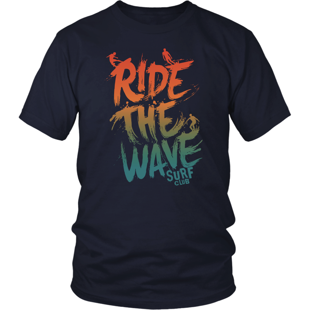 Ride The Waves Unisex Tee