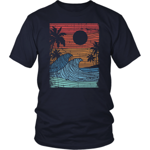 Wave Parade Unisex T-Shirt