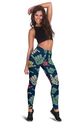 Surf's Up Leggings