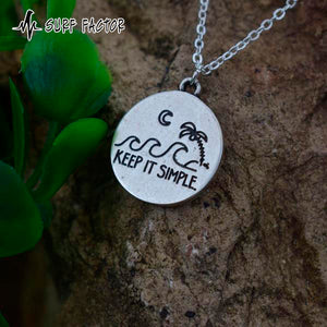 Keep it Simple Pendant