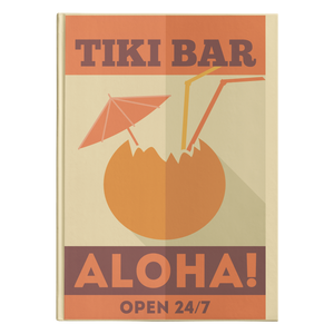 Tiki Bar Session Journal