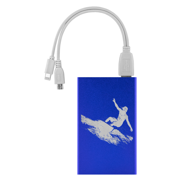 Breaking The Wave Power Bank