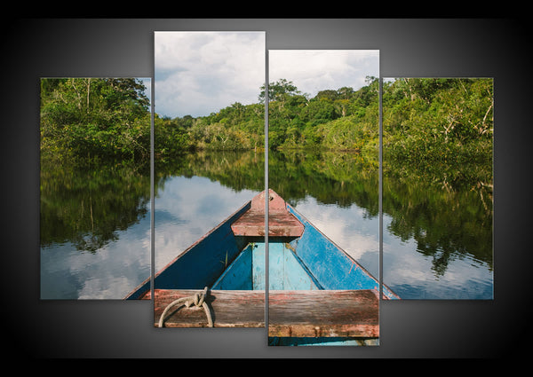 A Ticket To Amazon River