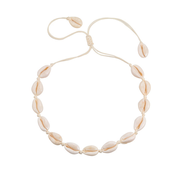 Seashell Beach Choker