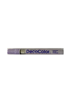 DECOCOLOR PAINT MARKER PALE VIOLET PUNTA GROSSA