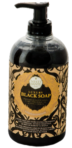 Nesti Dante Luxury Black sapone liquido  500ml