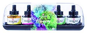 Ecoline Talent  acquarello liquido  5 conf x 30 ml Colori Primari