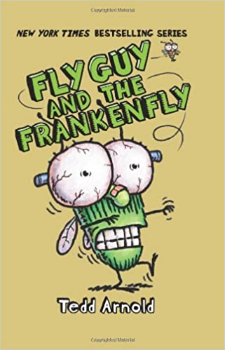 Fly Guy and the Frankenfly  autore Tedd Arnold