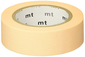 MT Washi tape Pastel Orange