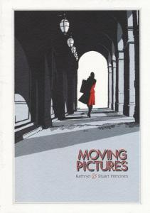 libro :Moving pictures di Kathryn Immonen autore  Stuart Immonen
