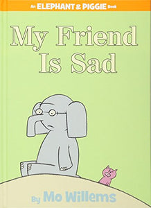 My Friend Is Sad autore Mo Willems