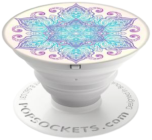 Pop Sockets Flower Mandala