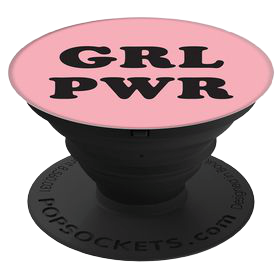 Pop Sockets Girl Power