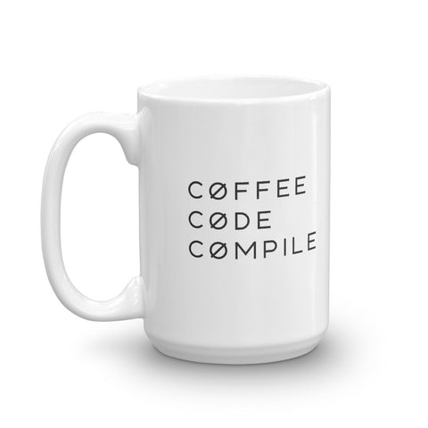 Coffee. Code. Compile.
