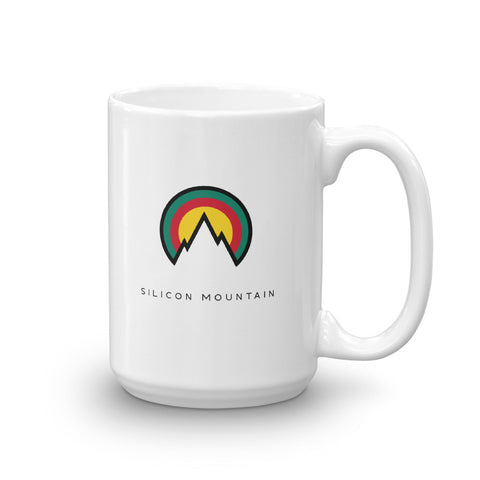 Silicon Mountain Mug