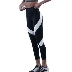 Womens Skinny Printed Sporting Leggings Workout Women Fitness Legging Pants Slim Cropped Wicking Force Exercise Clothes
