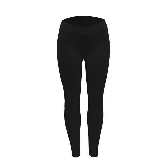 2018 New Arrival Fashion Comfortable Casual Women's Fashion Workout Leggings Fitness Pants For Women  With High QualityHot#35