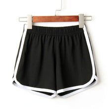 Load image into Gallery viewer, Summer Mini Shorts Women Harajuku High Waist Shorts Short Femme Ete 2018 For Women Ladies Sexy Mini Shorts