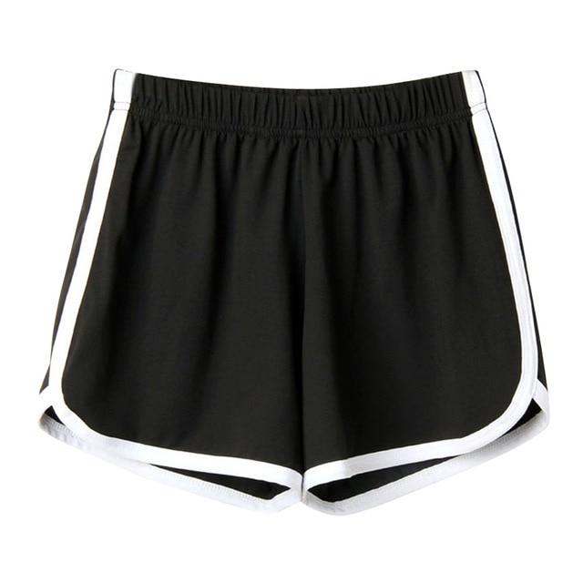 Summer Mini Shorts Women Harajuku High Waist Shorts Short Femme Ete 2018 For Women Ladies Sexy Mini Shorts