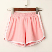 Load image into Gallery viewer, Hot Summer Street Casual Women Short Pants Women All-match Loose Solid Soft Cotton Casual Female Stretch Shorts Plus Size F2