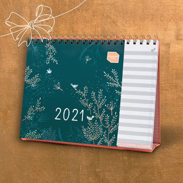 Enjoy Everyday Tischkalender 2021