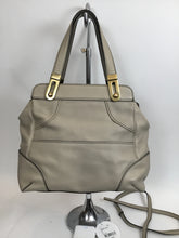 Load image into Gallery viewer, Chloé Women Size Medium Light Grey Purse