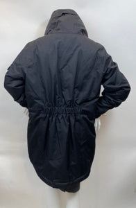 Eddie Bauer Size XL Black Parka - New With Tags!!