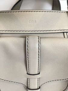 Chloé Women Size Medium Light Grey Purse